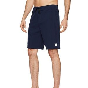 "Hurley Phantom One and Only 20"" Board Shorts"